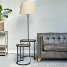 Bedford avenue side table lamp
