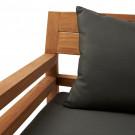 Cristo lounge sofa outdoor