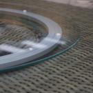 Sepino 8 seater round set natural
