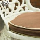 Rosebawn cream bistro set
