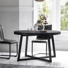 Boho boutique 12m round dining table