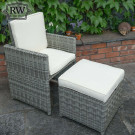 Oxford 6 seater cube set