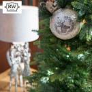8 5ft premium slim scots pine artificial christmas tree