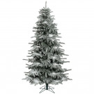 9ft premium white spruce artificial christmas tree