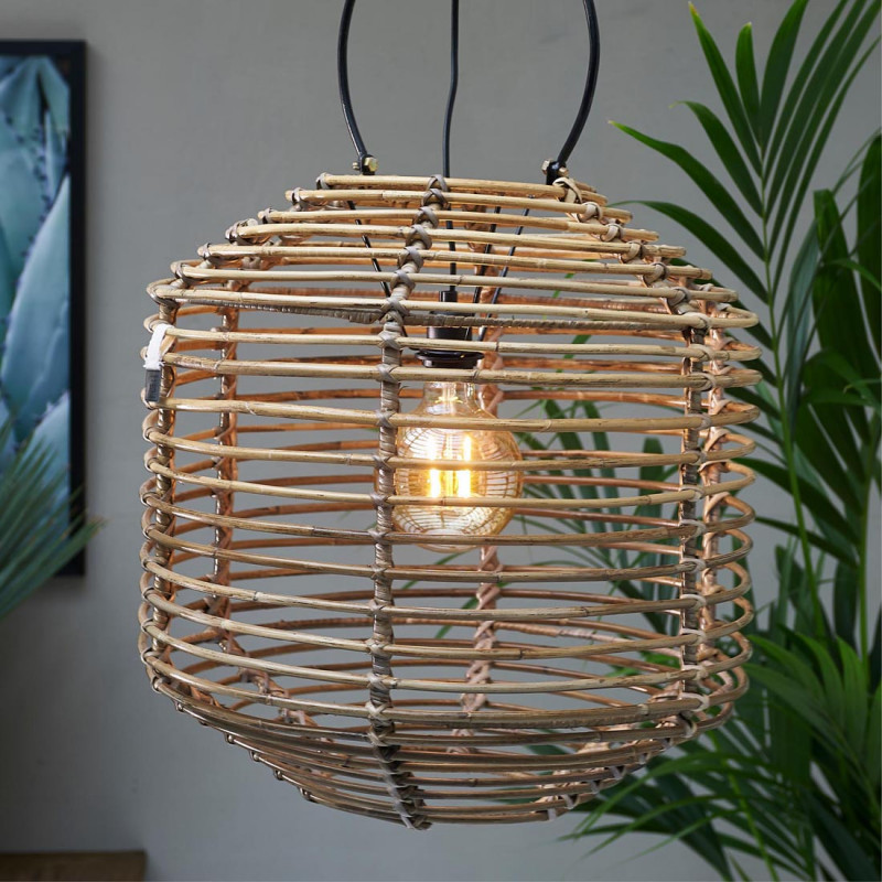 Rm natural lantern hanging lamp xl