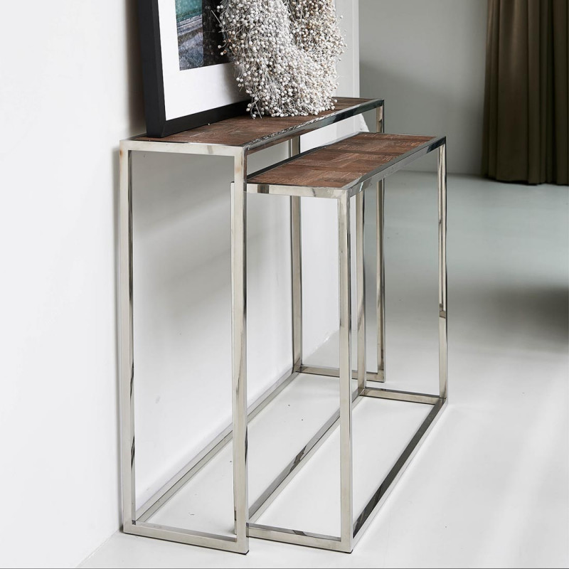 Bleeckerstreet side table set 2