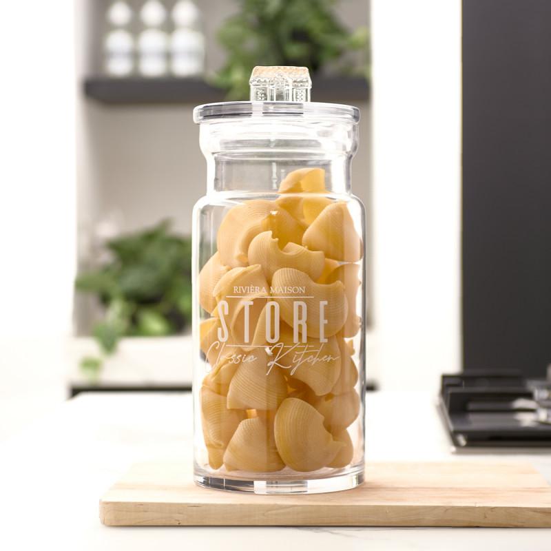 Classic kitchen storage jar l