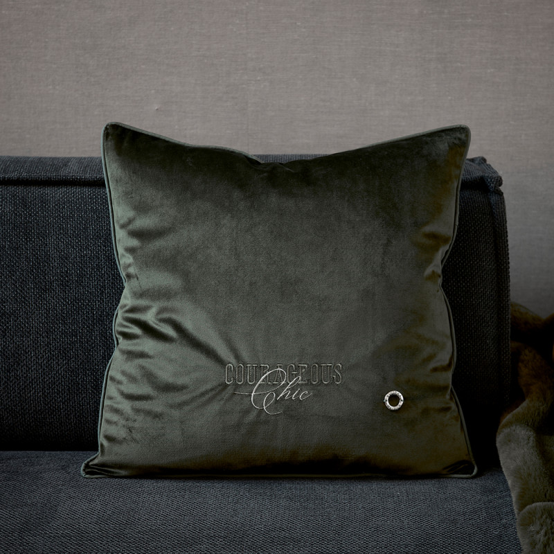 Chic velvet pillow cover 50x50