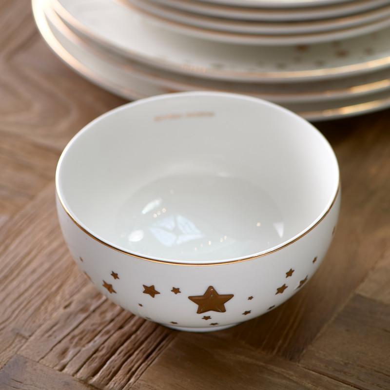 Starry night bowl