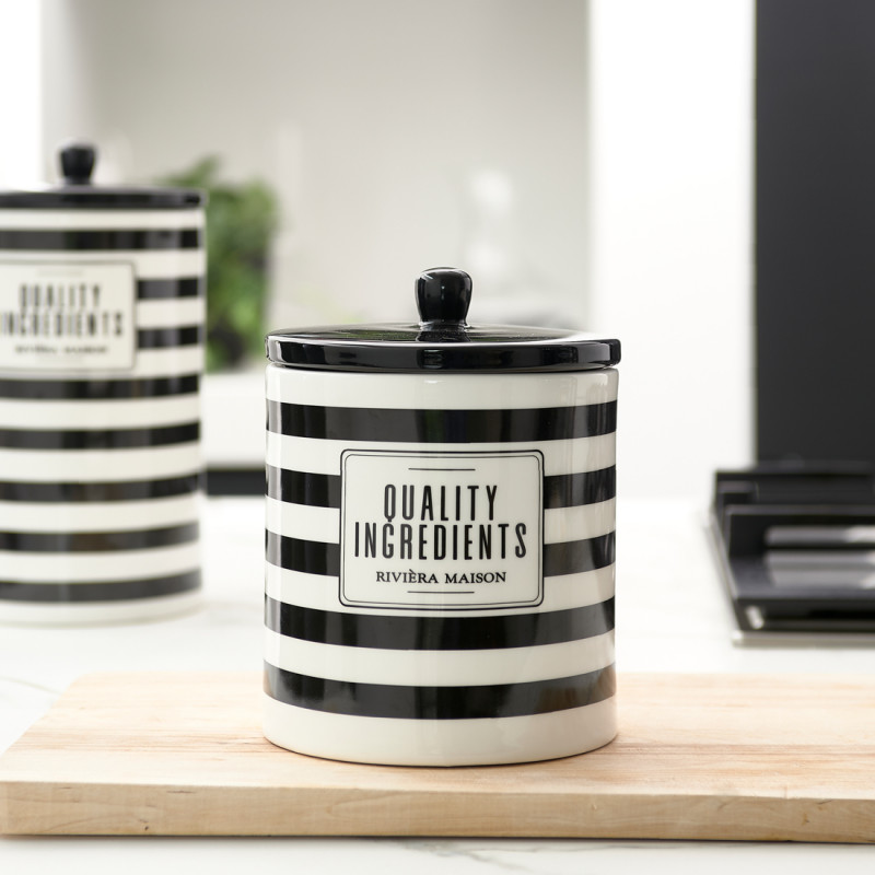 Rm ingredients storage jar s
