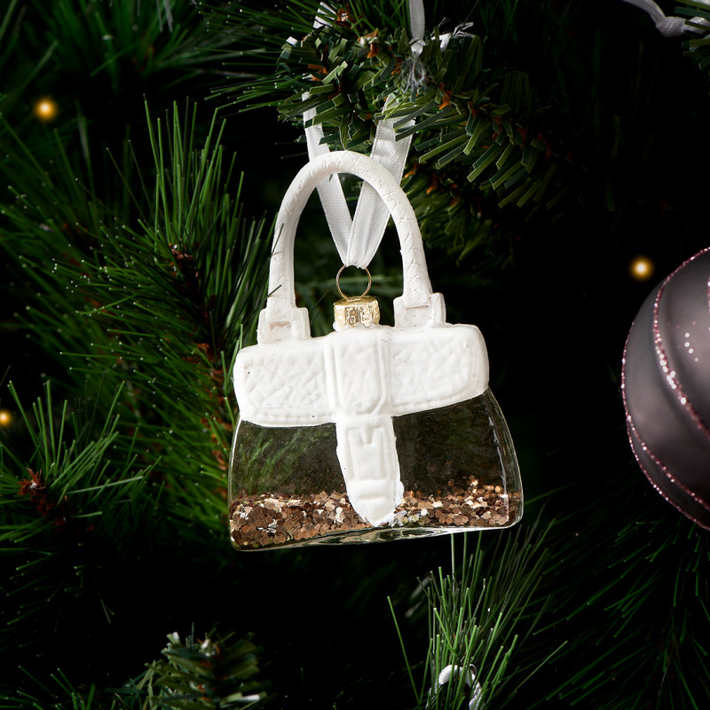 Christmas bag ornament