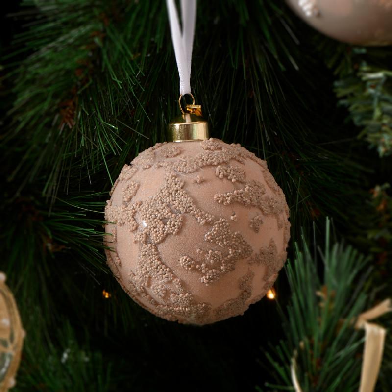 Beautiful ballad ornament dia 8