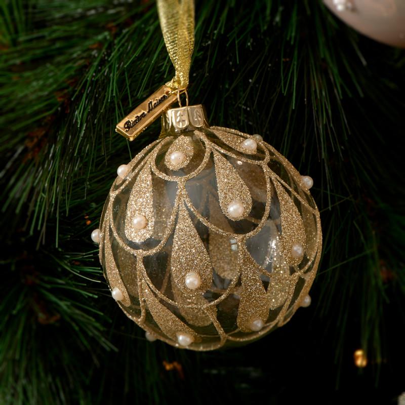 Christmas ballad ornament dia 8