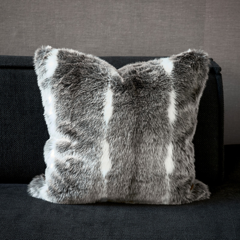 Capricorn fur pillow cover 50x50