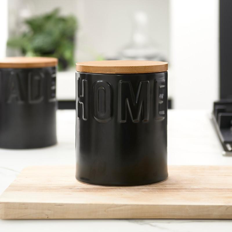 Gorgeous kitchen storage jar