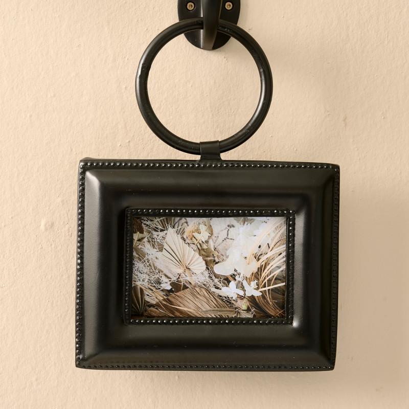 Cordoba photo frame black 10x15