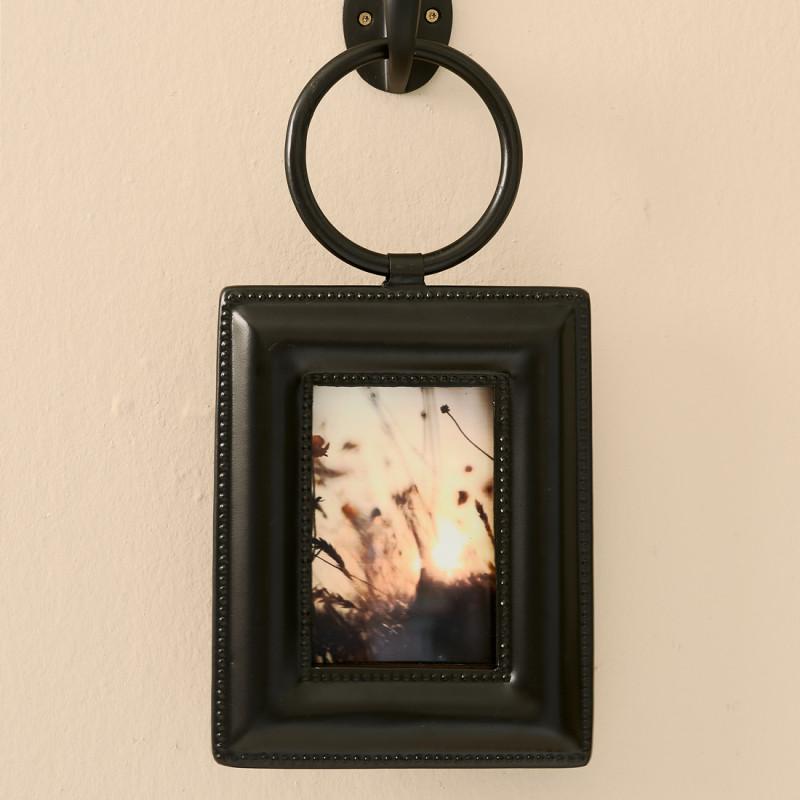 Cordoba photo frame black 15x10