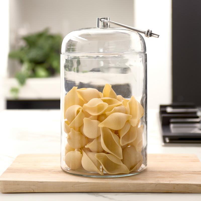 Knotted storage jar l