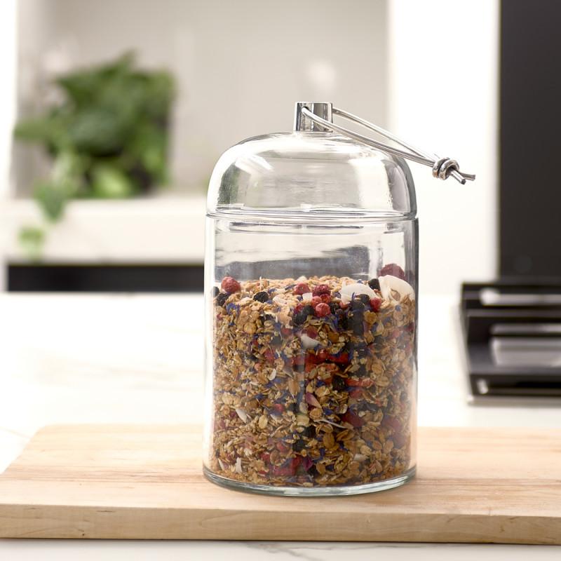 Knotted storage jar m