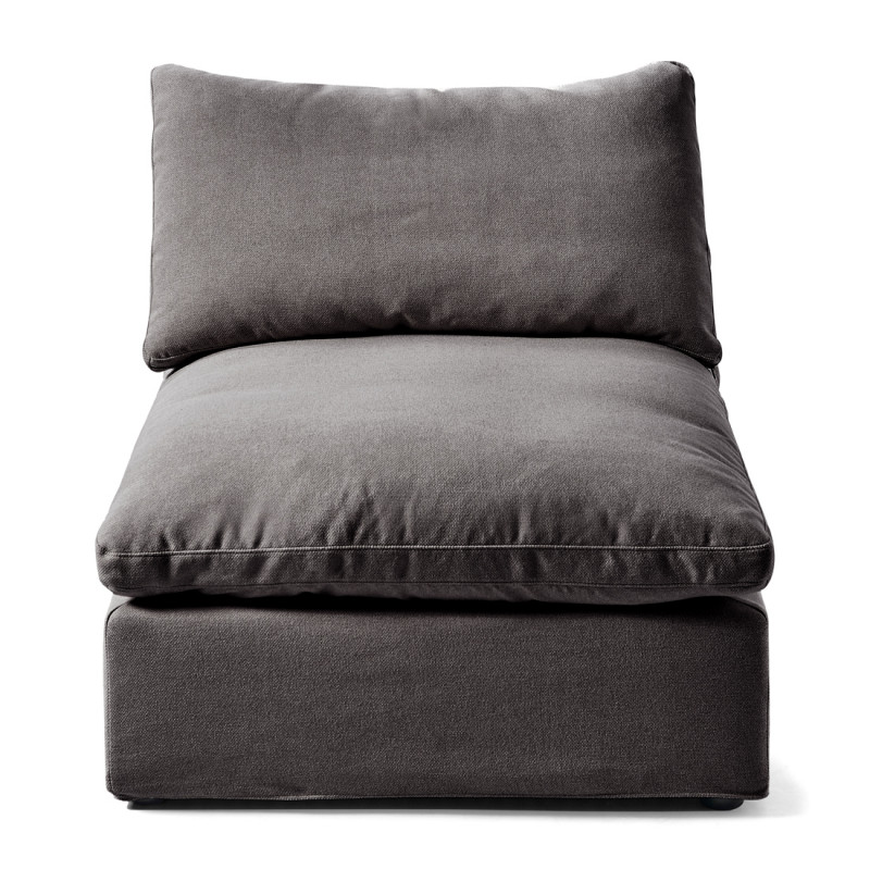 Residenza center classic charcoal