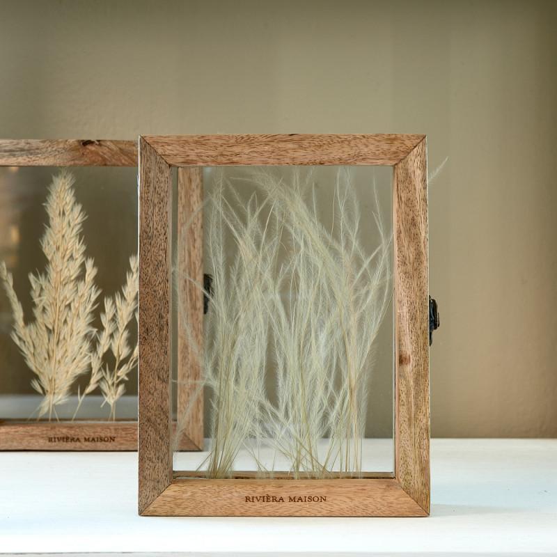Forrester photo frame glass book
