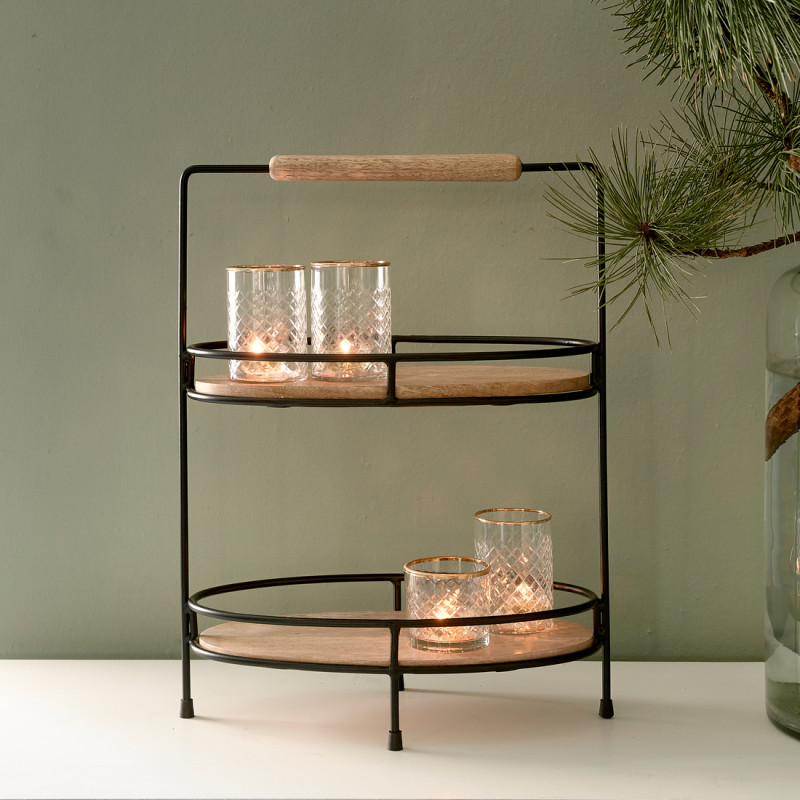 Lower east side etagere