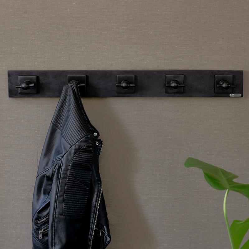 Windsor coat rack black