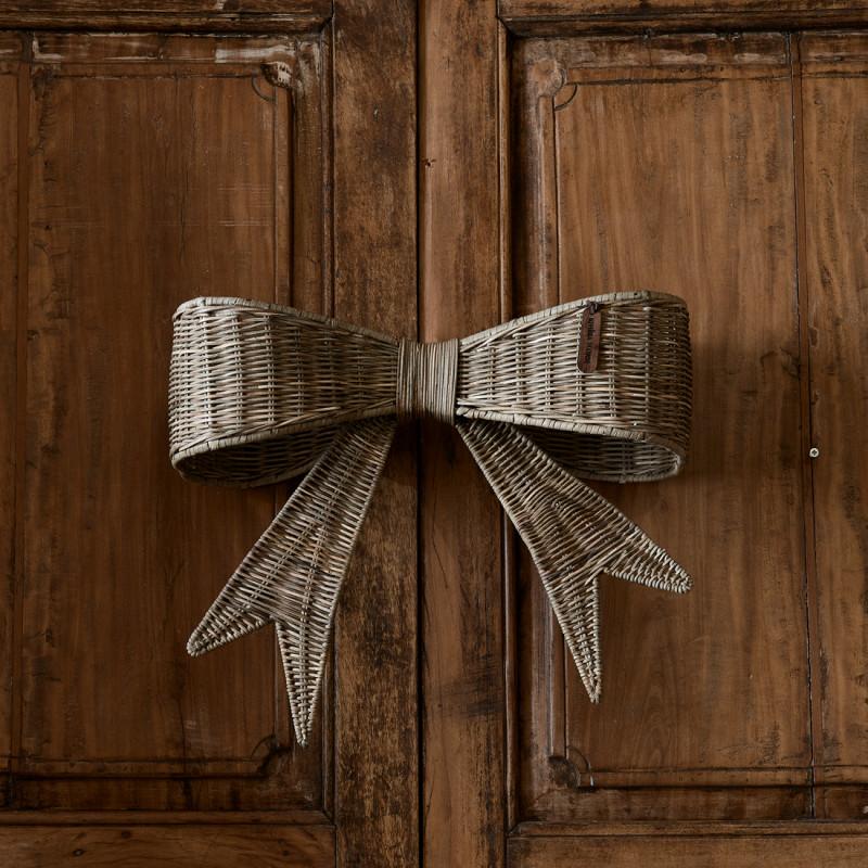 Rr jacky bow door decoration