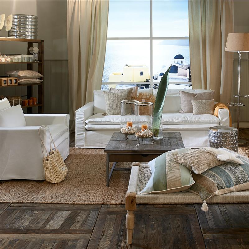 Continental sofa 2 5s natural