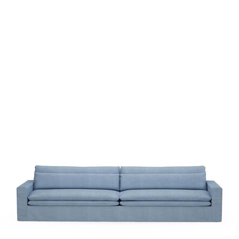 Continental sofa xl ice blue
