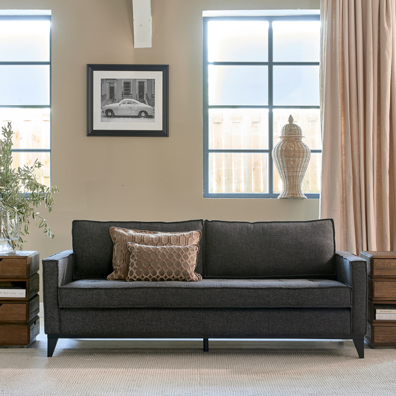 The jake sofa 3 5s carbon
