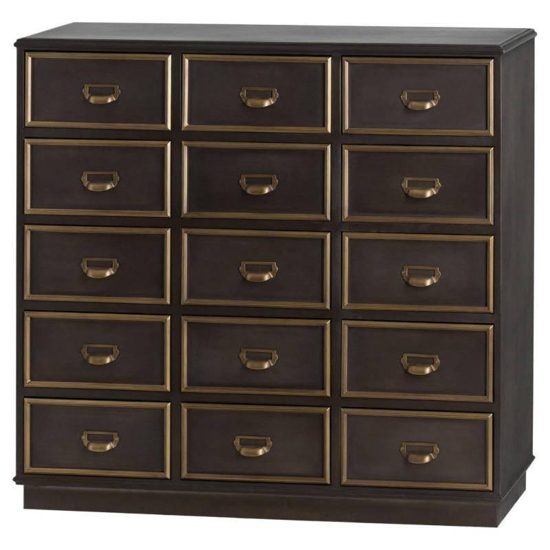Orient merchant chest 15 drawer