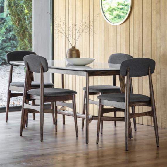 Barcelona urban 16m dining table