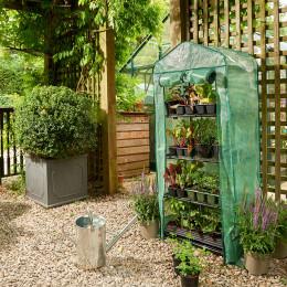 Gi premium 4 tier compact growhouse