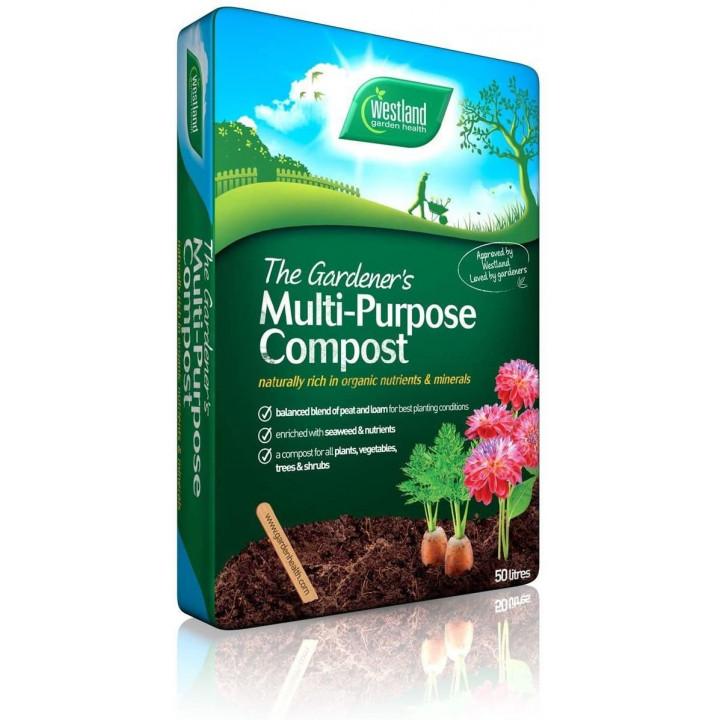 The gardener s multi purpose compost 60 litres