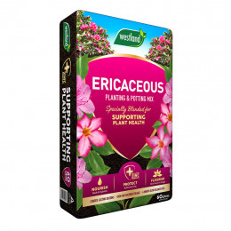 Ericaceous planting and potting mix