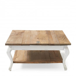 Driftwood coffeetable 90x90
