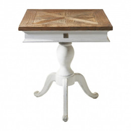 Chateau belvedere wine table 70x70 cm
