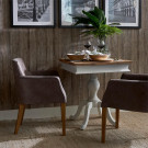 Chateau belvedere wine table 70x70
