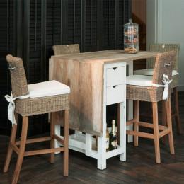 Wooster street bar table 50 180x80 cm