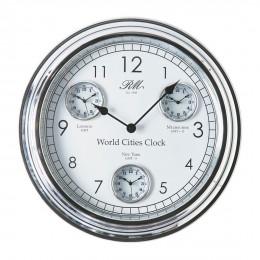 World cities clock