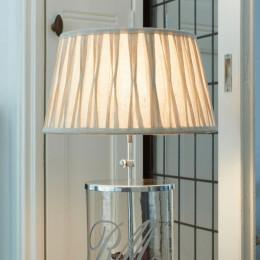 Cambridge lampshade naturel 35x45