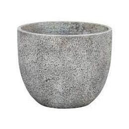 Beaumont 04e round planter light grey 44cm dia
