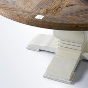 Crossroads round dining table dia 160 cm