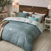 Driftwood double bed