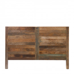 Driftwood headboard double