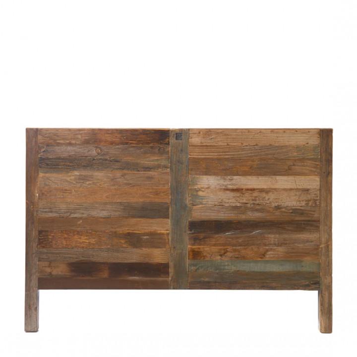 Driftwood headboard double
