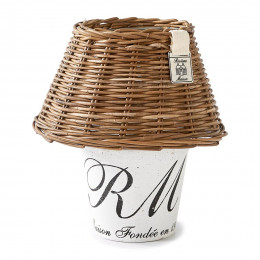 Rr maison fondee 1948 candle holder