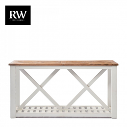 Chateau chassigny side table w shel