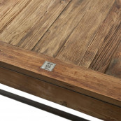 Shelter island dining table 200x90 cm
